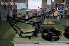 RZ250 フレーム パウダーコート