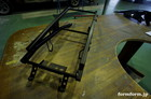 Sub-Frame  Powder-coat Mat-Black
