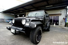 Jeep Wrangler All paint