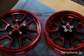 Wheel cyandy Red HD