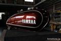 YAMAHA TX650 Tank