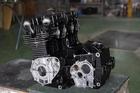 KAWASAKI Z1 Engine Cerakote