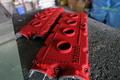 wrinkle paint Ferrari Engine Head cover