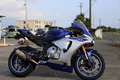 YAMAHA R1 Custom Paint 8 hour durable specification